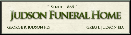 Judson Funeral Home